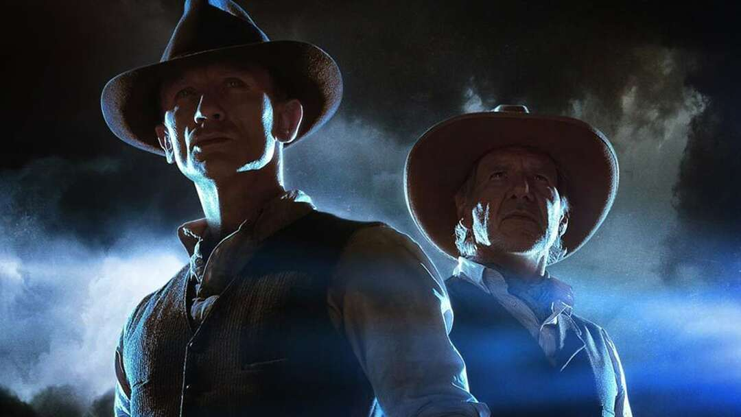 Cowboys & Aliens Trailer - Bild 1 von 27
