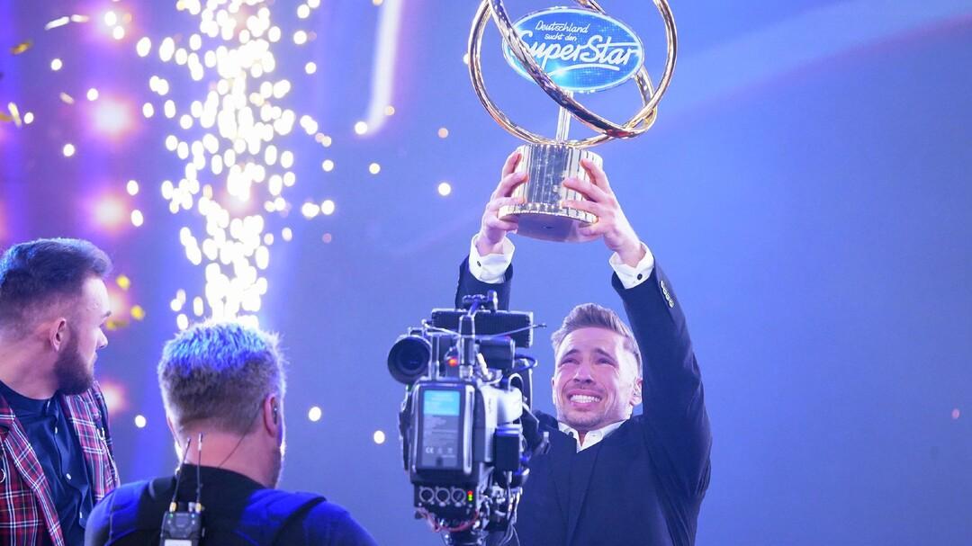 DSDS: Gewinner Ramon Roselly im Interview - Bild 1 von 4