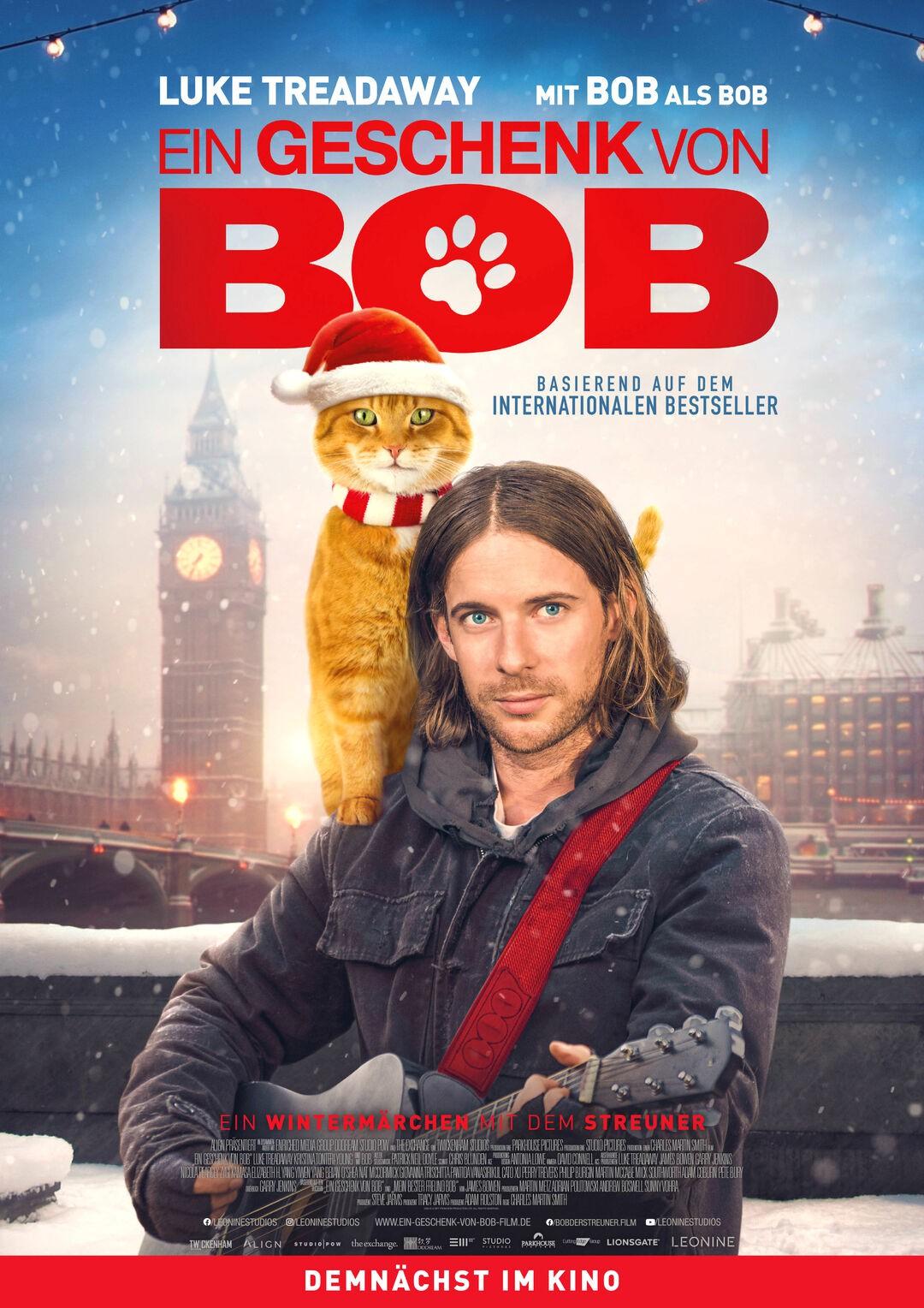 Ein Geschenk von Bob - Bild 2 von 21