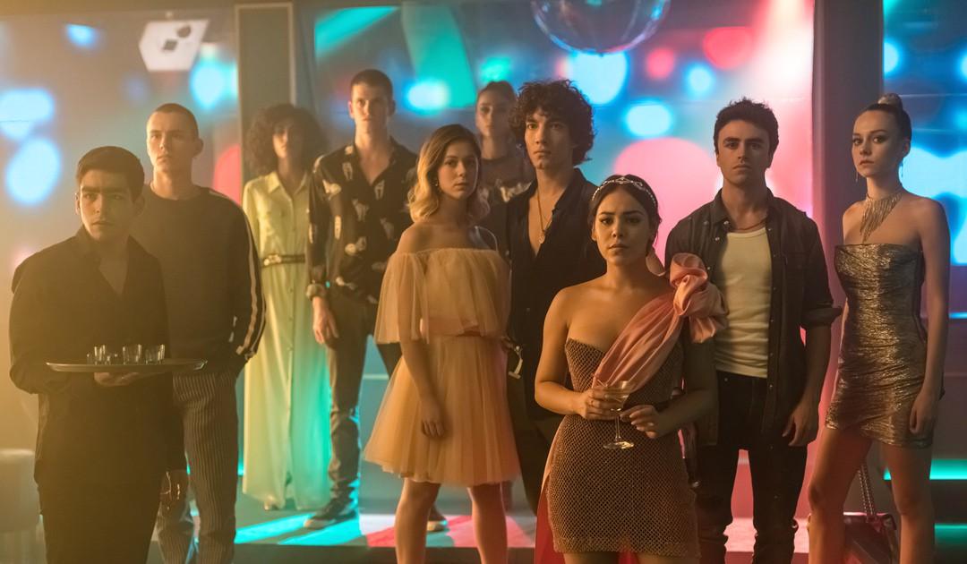 Elite Trailer - Staffel 3 - Bild 1 von 4