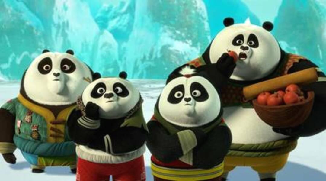 Kung Fu Panda: Die Tatzten des Schicksals - Serie startet im TV - Bild 1 von 1