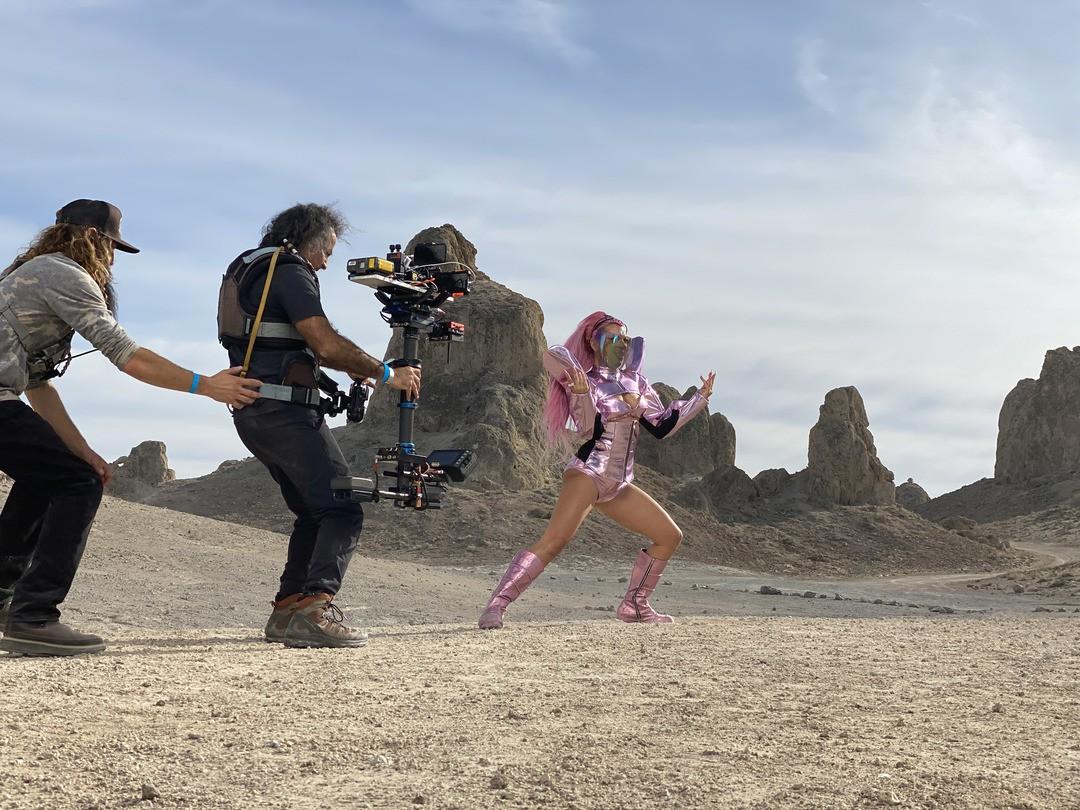 Lady Gaga: Neues Musikvideo nur mit iPhone 11 pro gedreht - Bild 1 von 7