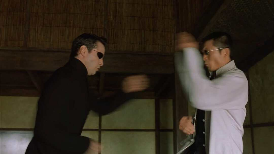 Matrix 2 Reloaded Trailer - Bild 1 von 16