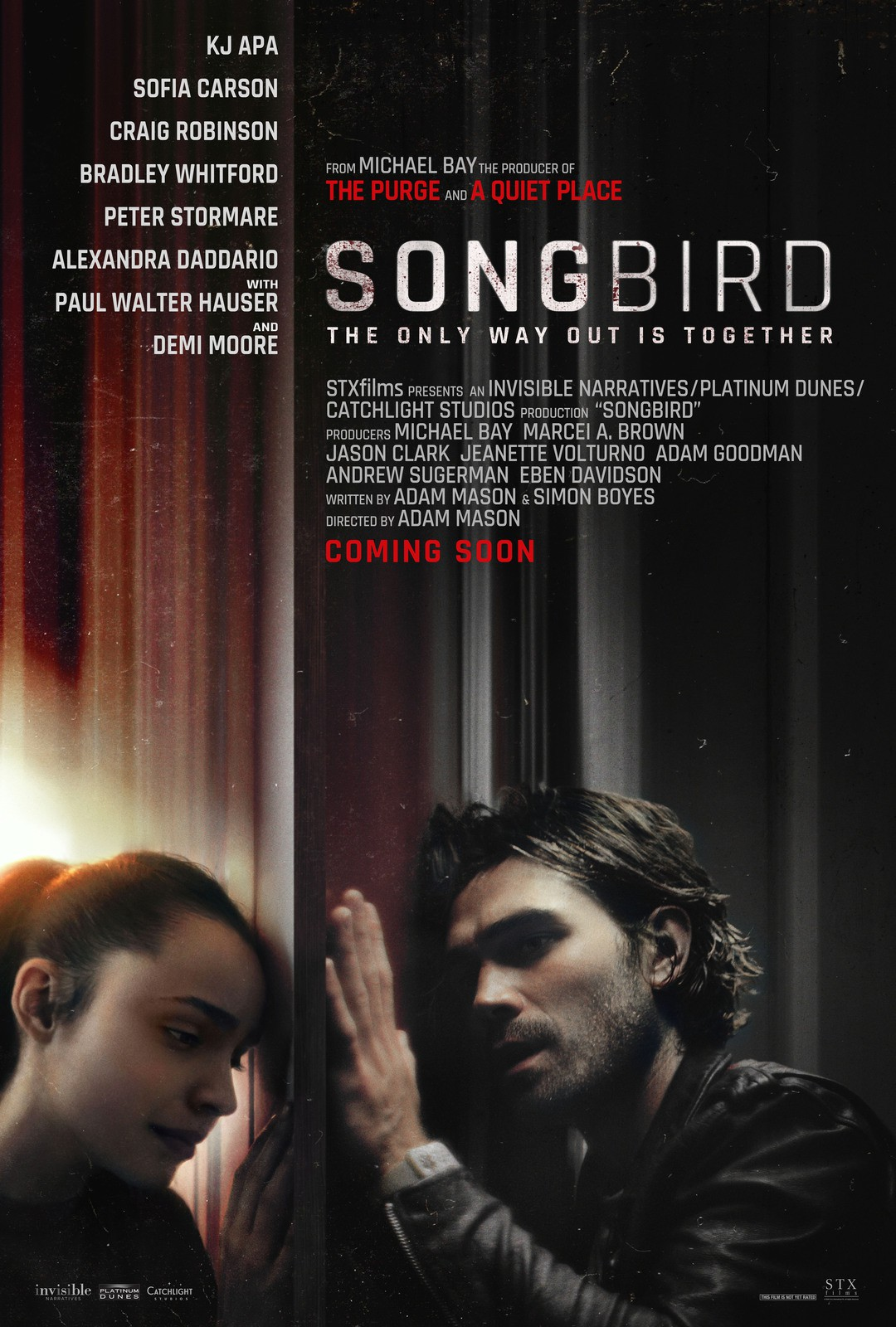 Songbird Trailer - Bild 1 von 3
