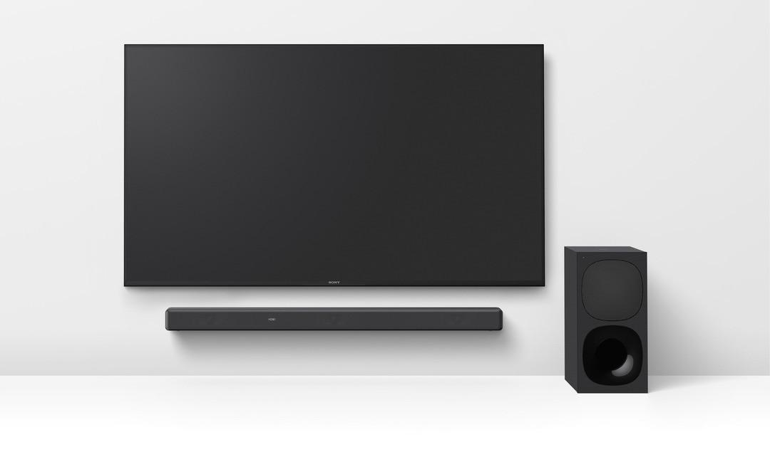 Zwei neue Soundbars von Sony - Bild 1 von 5