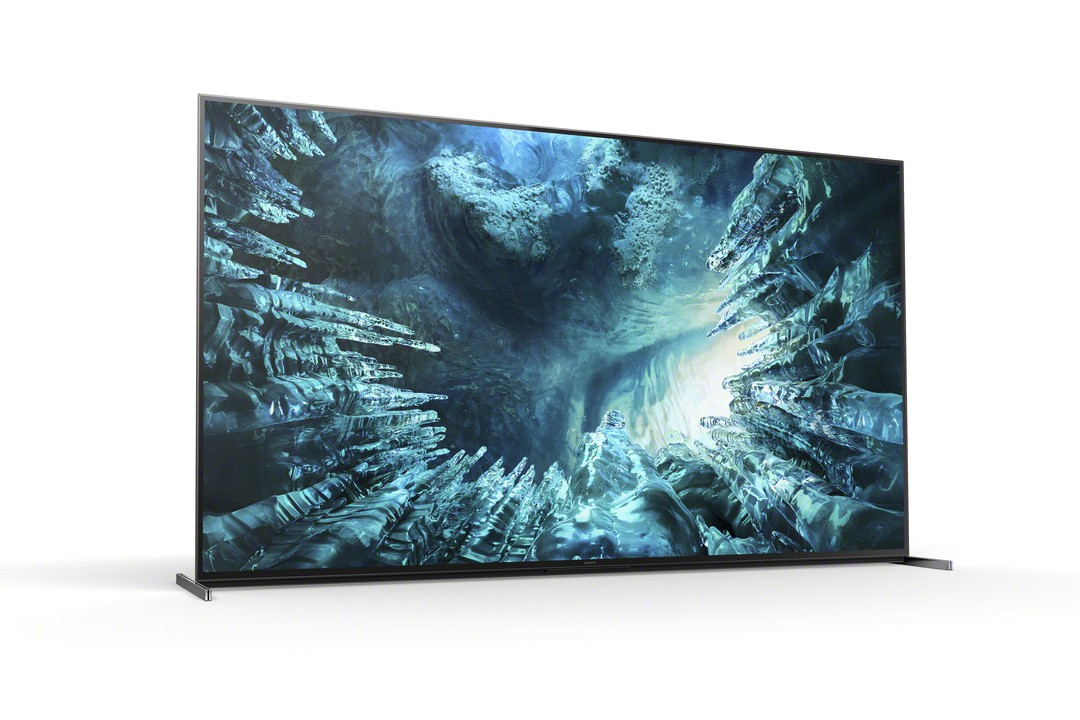 Sony ZH8: Das kann der 8K HDR Full Array LED-Fernseher - Bild 1 von 9