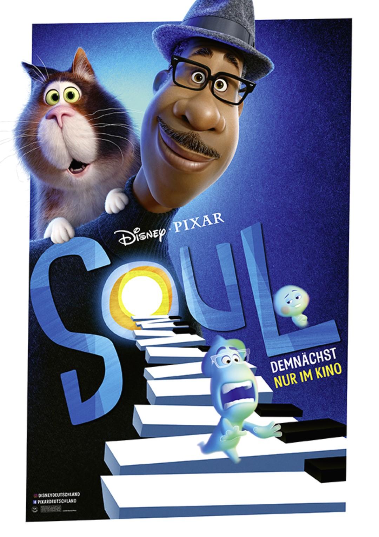 SOUL: Nächster Pixar-Film kommt gar nicht in die Kinos - Bild 1 von 4