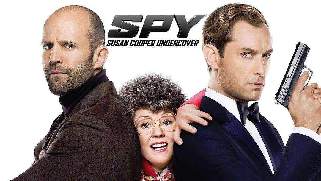 Spy Trailer - Susan Cooper Undercover - Bild 1 von 3