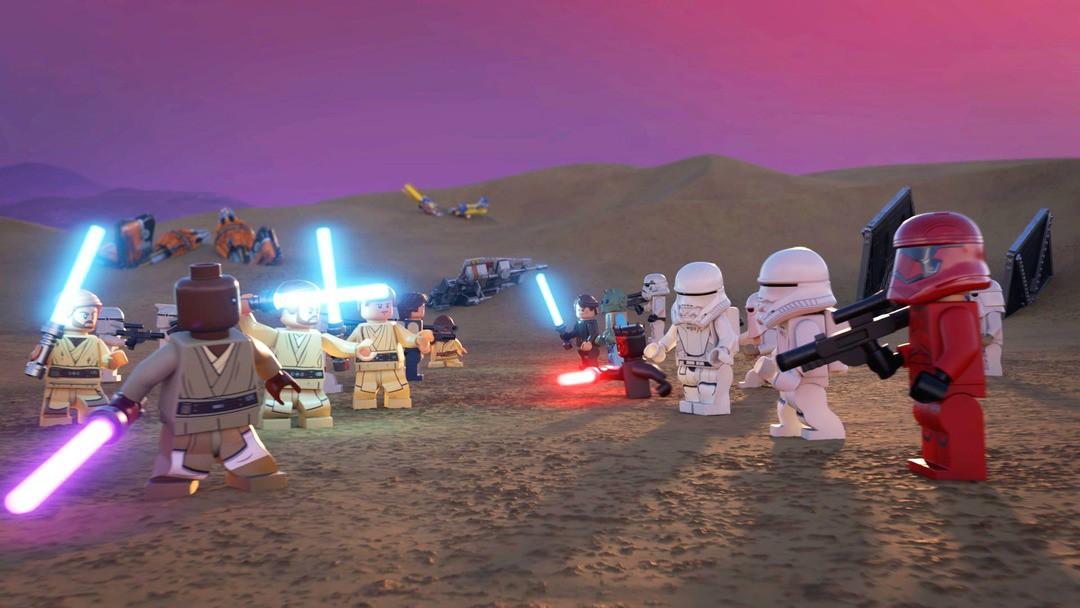 The Lego Star Wars Holiday Special - Bild 4 von 4