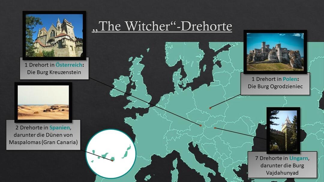 The Witcher: Die Drehorte der ersten Staffel - Bild 1 von 8