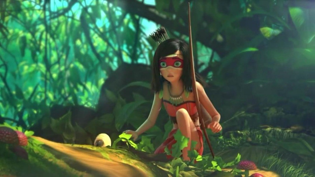 Bild zu Ainbo - Hüterin des Amazonas