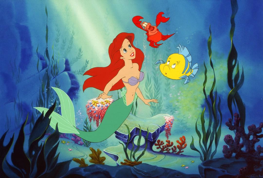 Bild zu Arielle, die Meerjungfrau