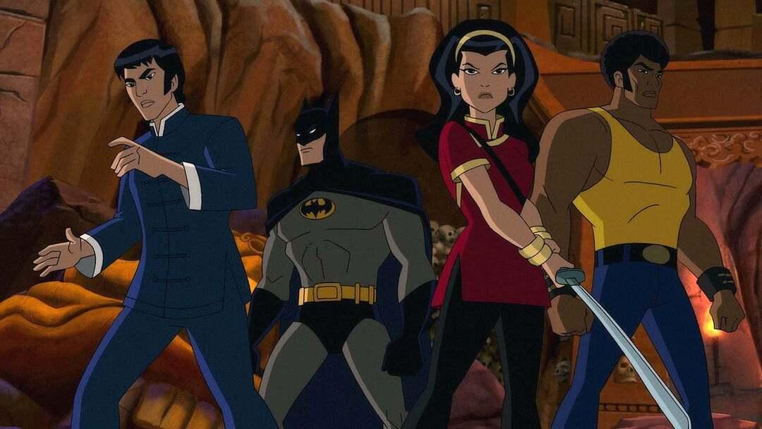 Bild zu Batman: Soul Of The Dragon