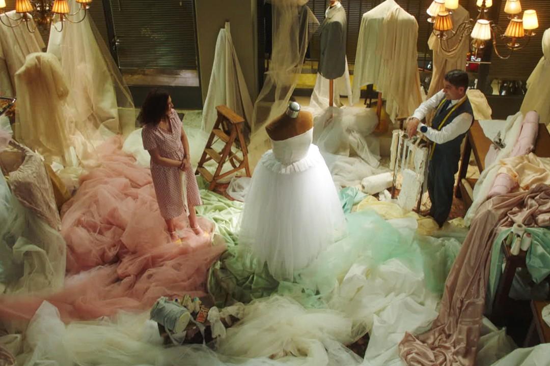 Bild zu Der Hochzeitsschneider von Athen