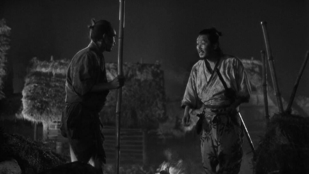 Bild zu Die sieben Samurai