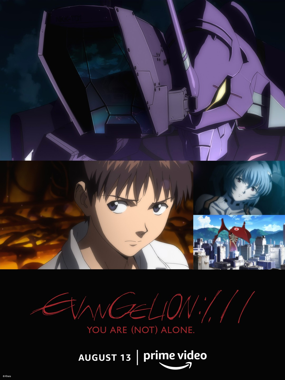 Bild zu Evangelion: 3.0+1.0