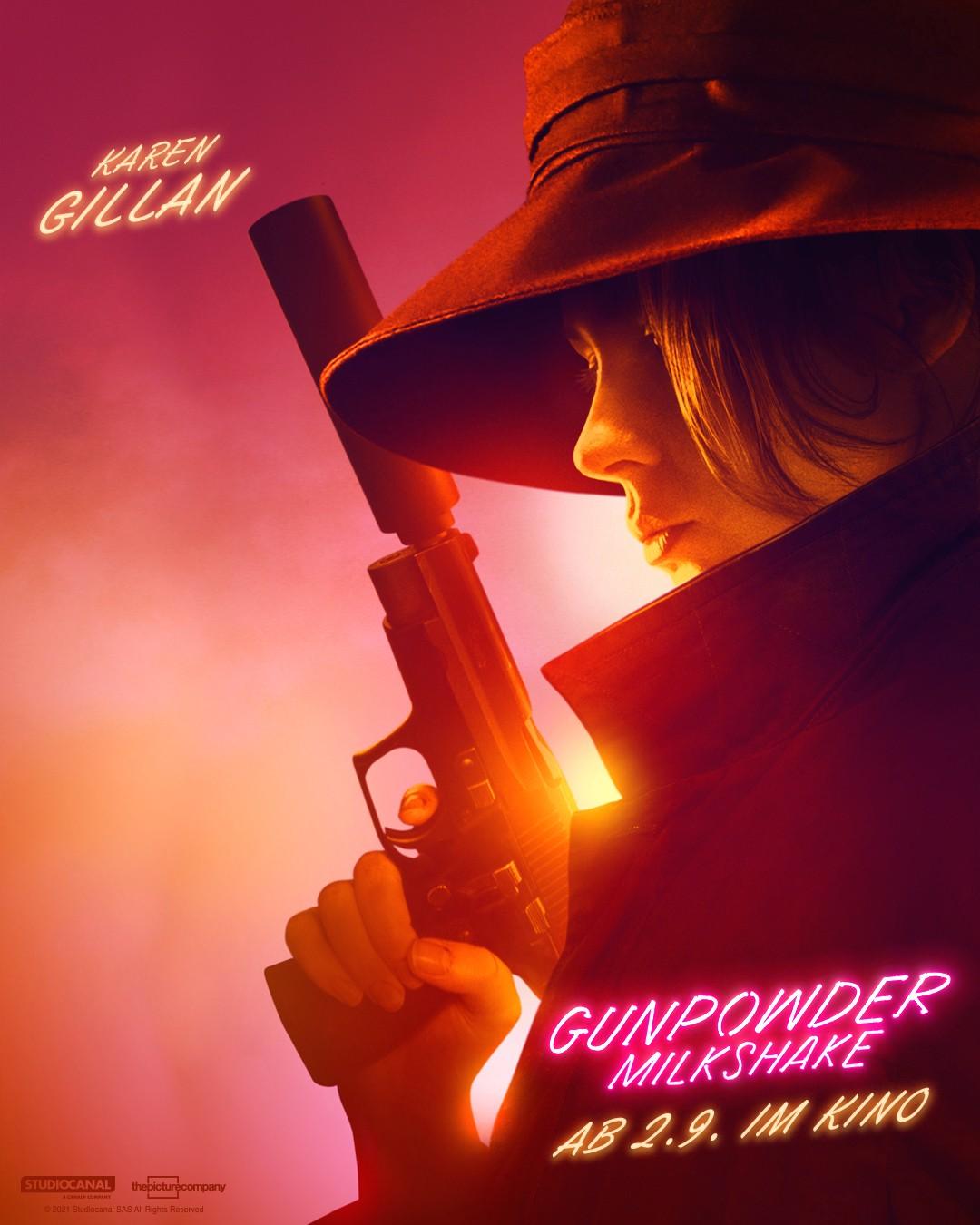 Bild zu Gunpowder Milkshake
