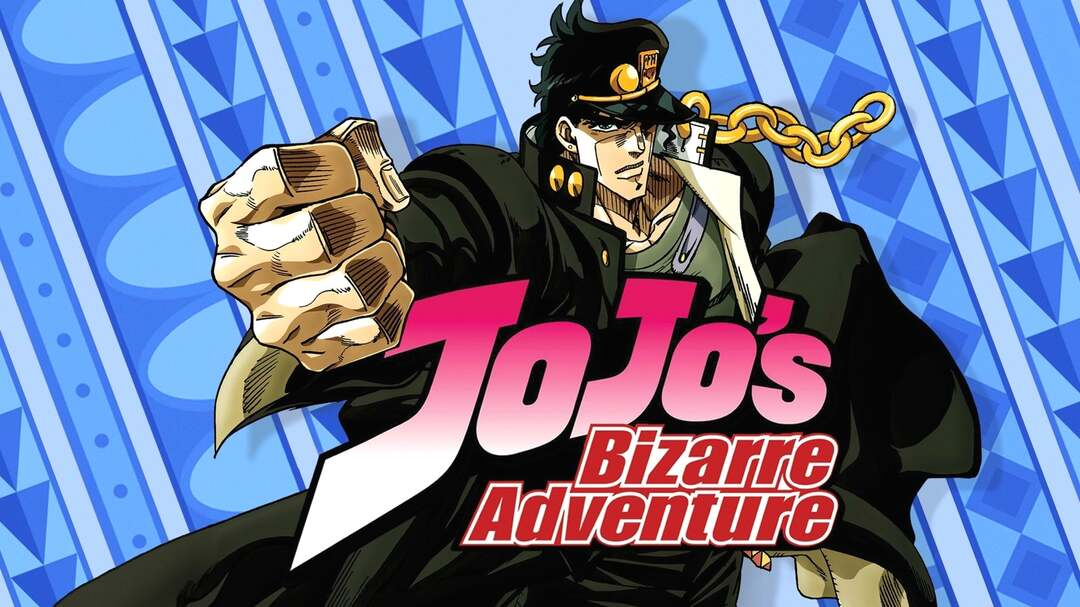Bild zu JoJo's Bizarre Adventure