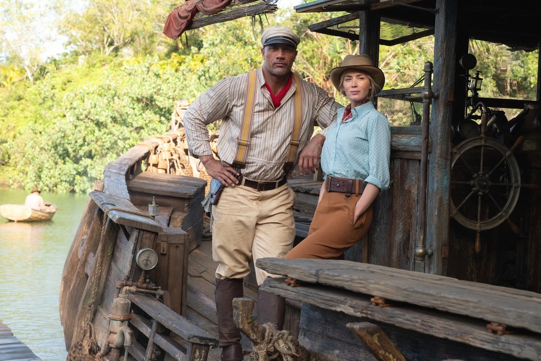 Jungle Cruise: Alles Wissenswerte zum Kinostart des neuen Disney-Films