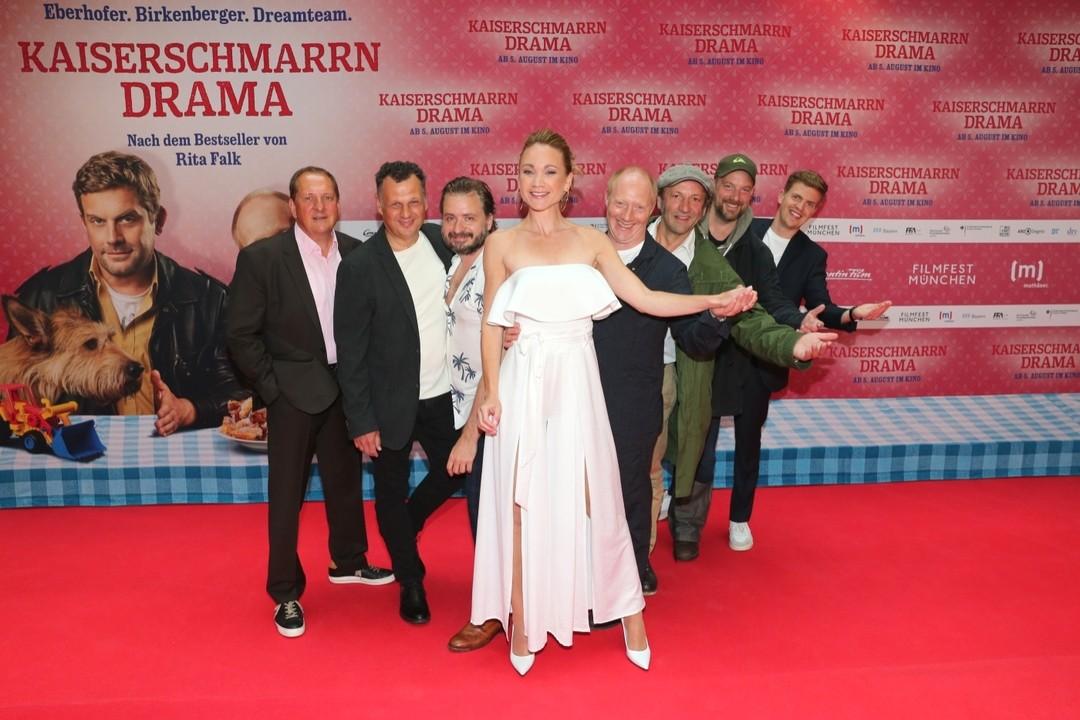 """Bilder von der """"Kaiserschmarrndrama""""-Weltpremiere auf dem Filmfest München"""