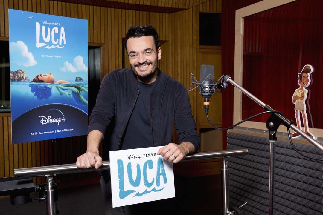 """Giovanni Zarella ist jetzt Bösewicht im Disney/Pixar-Film """"Luca"""" - FUFIS Podcast"""