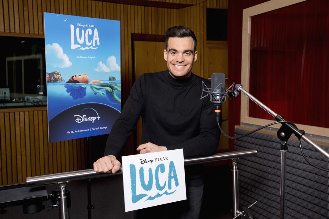 """Foodblogger Stefano Zarella verrät das perfekte Gericht zum Disney/Pixar-Film """"Luca"""" - FUFIS Podcast"""