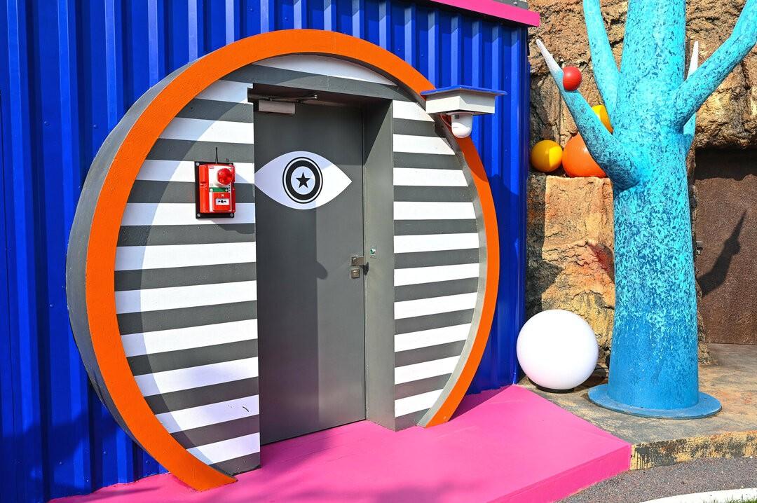 """Die ersten Promis sind im Weltall von """"Promi Big Brother"""" gelandet"""