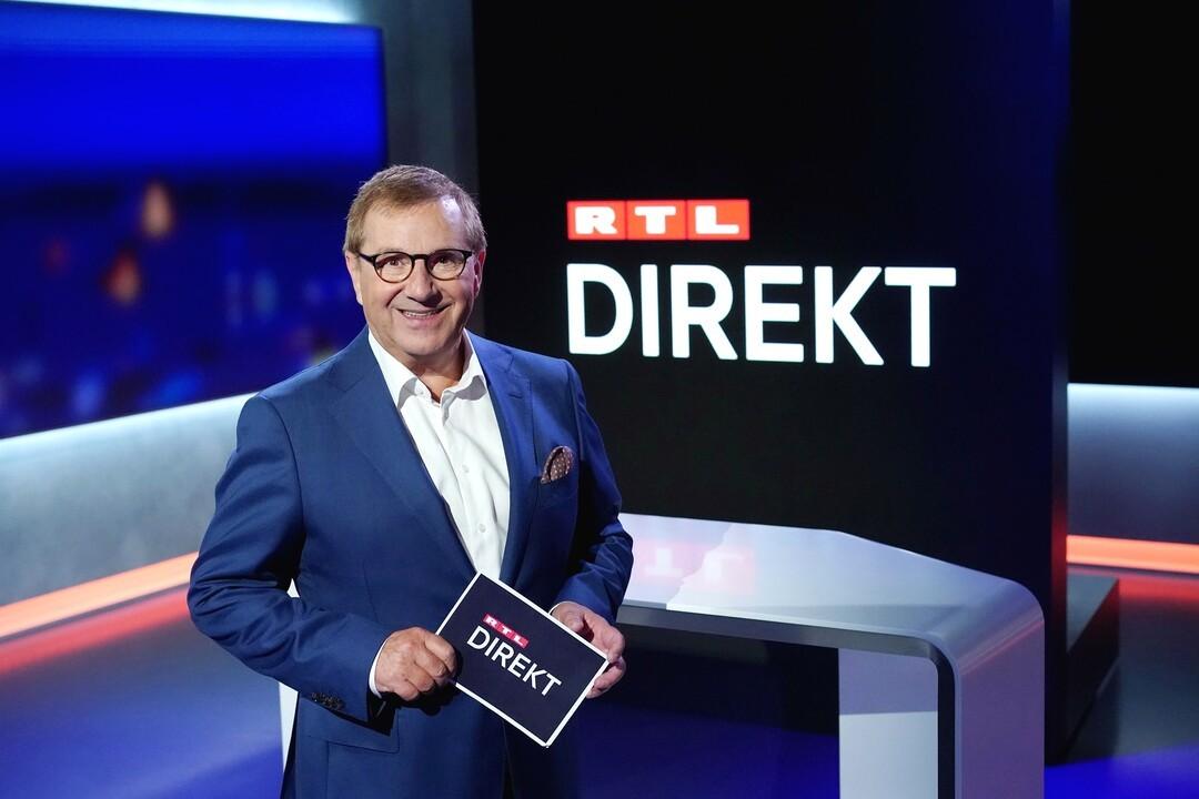 """""""RTL Direkt"""": Studiodesign und Sendungskonzept vorgestellt"""