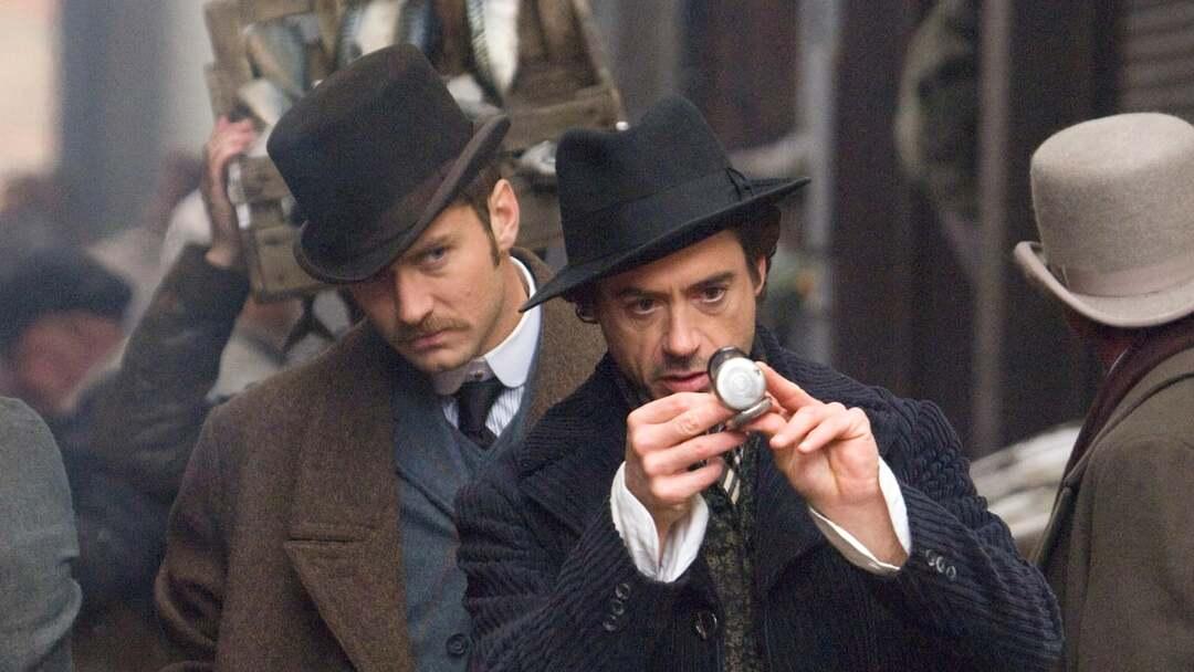 Bild zu Sherlock Holmes