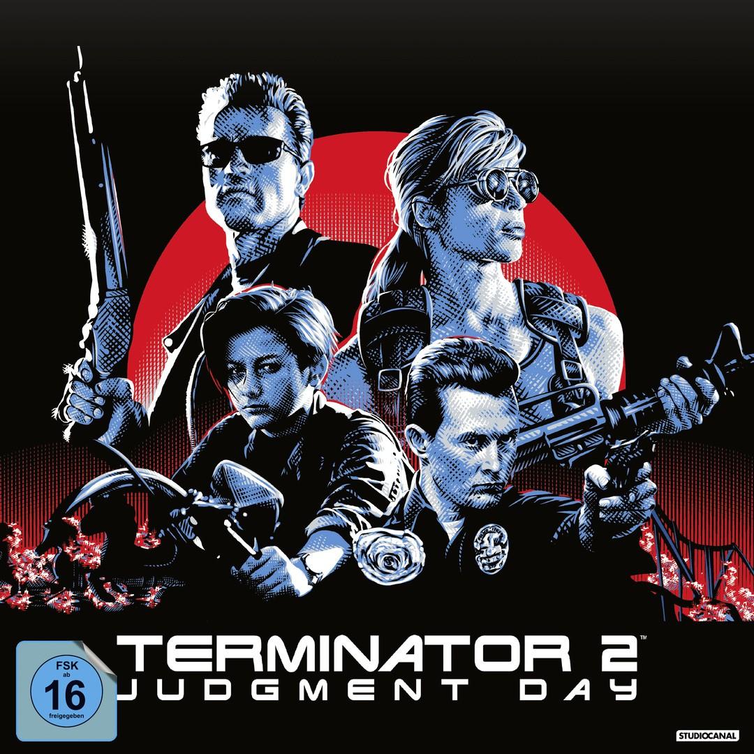"""""""Terminator 2"""" zum 30-jährigen Jubiläum in drei neuen Editionen mit verbessertem deutschem Ton"""