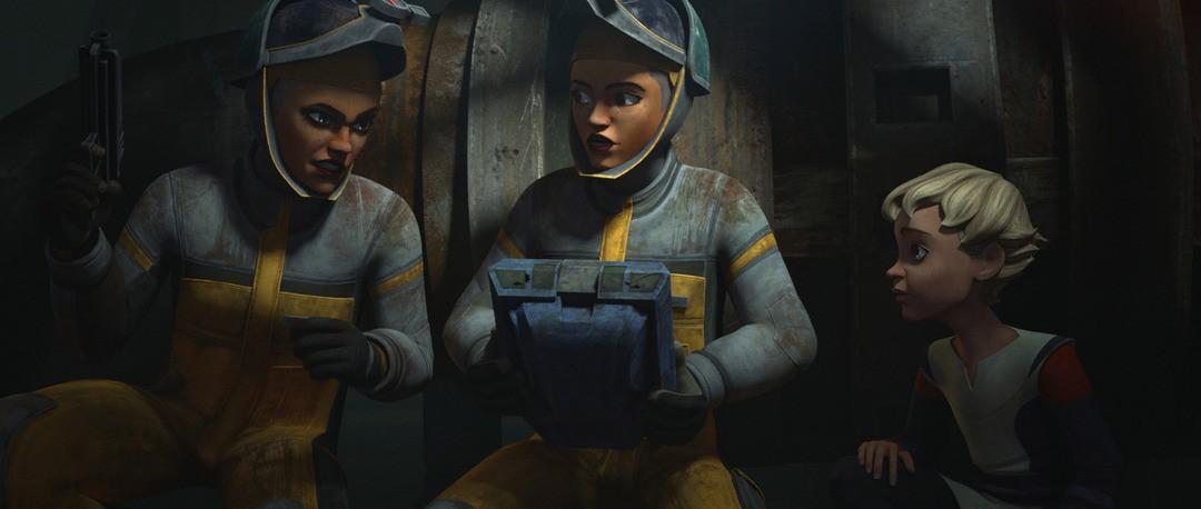 Bild zu Star Wars: The Bad Batch