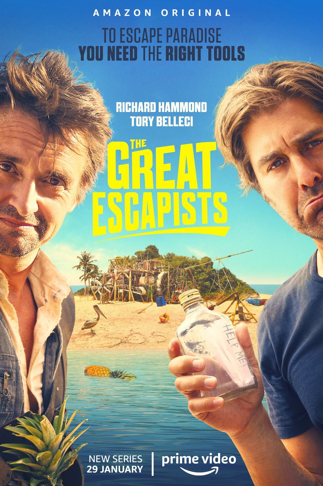 The Great Escapists Trailer - Bild 1 von 5