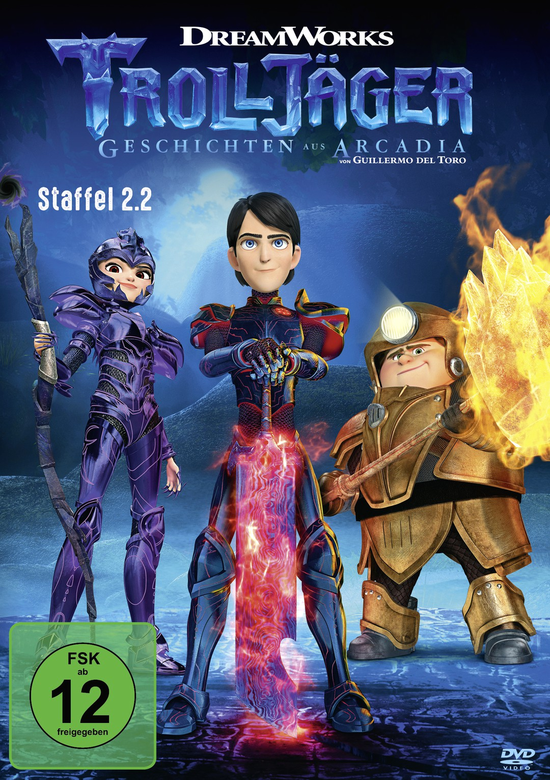 Bild zu Trolljäger - Geschichten aus Arcadia