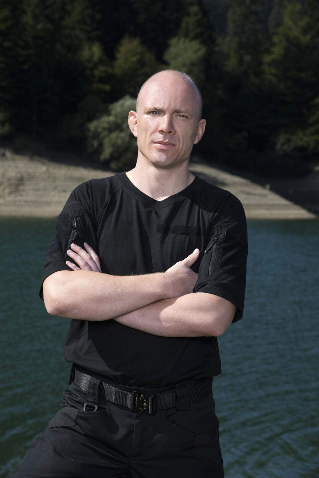 Felix Köster, 31, Personal Trainer & Kampfsporttrainer