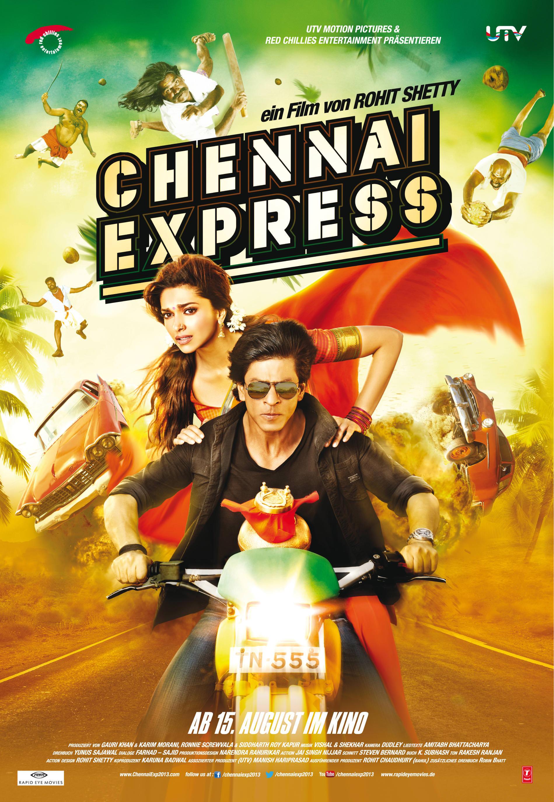 смотреть индийский фильм онлайн ченнайский экспресс