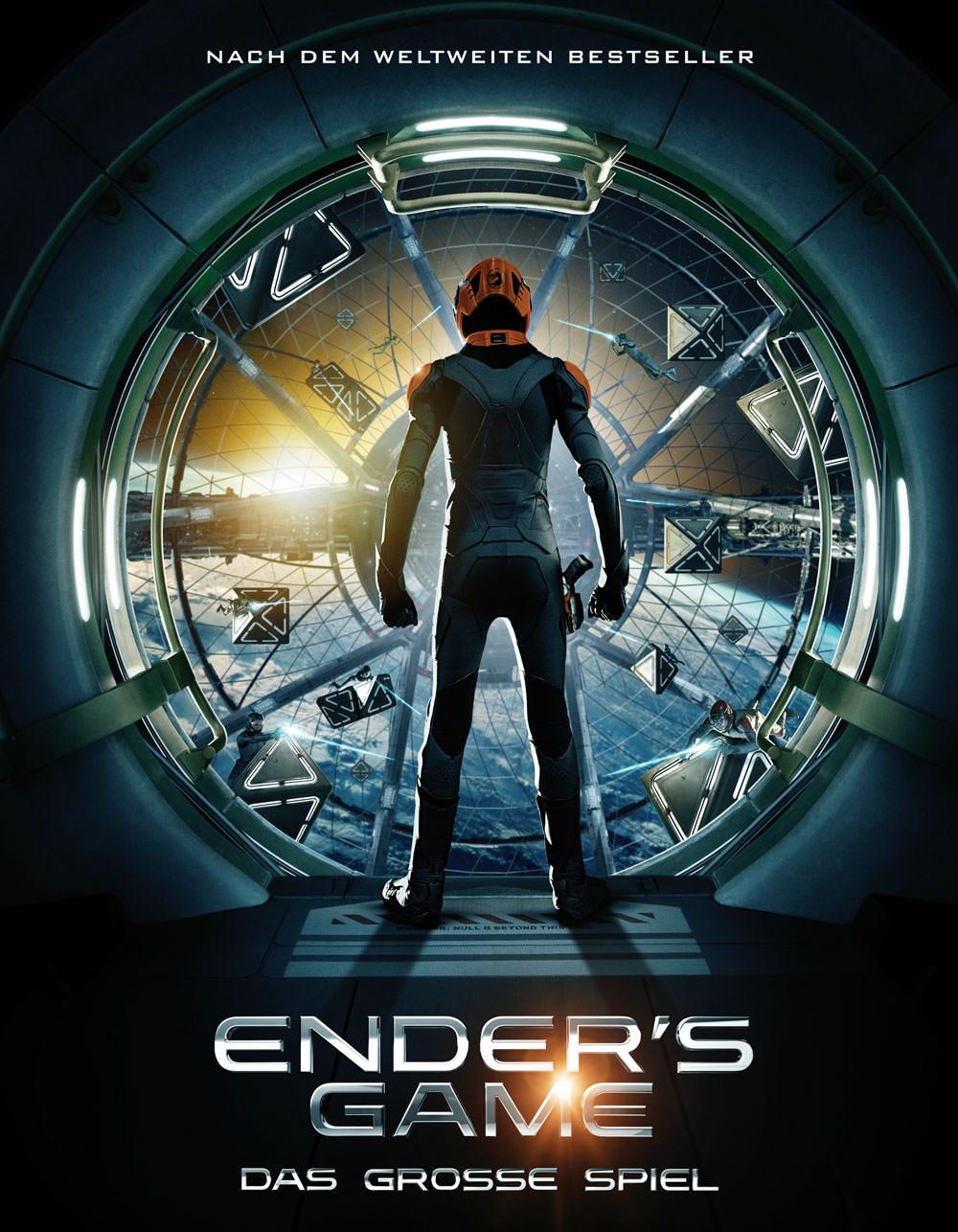 Ender's Game - Das große Spiel Enders-game-bigshot