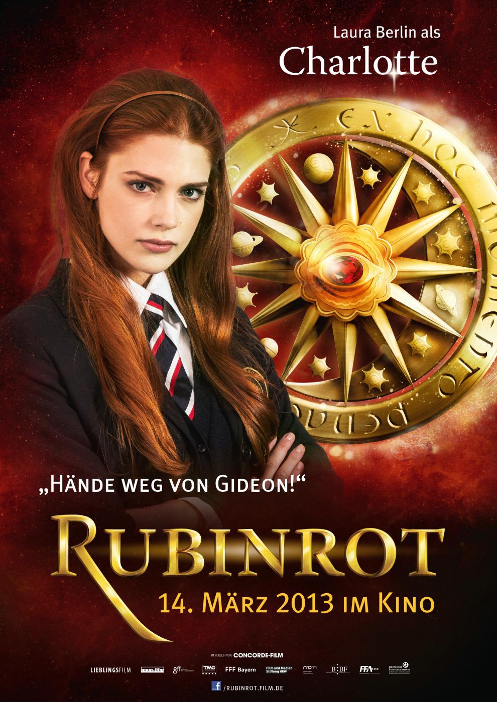 Rubinrot Film