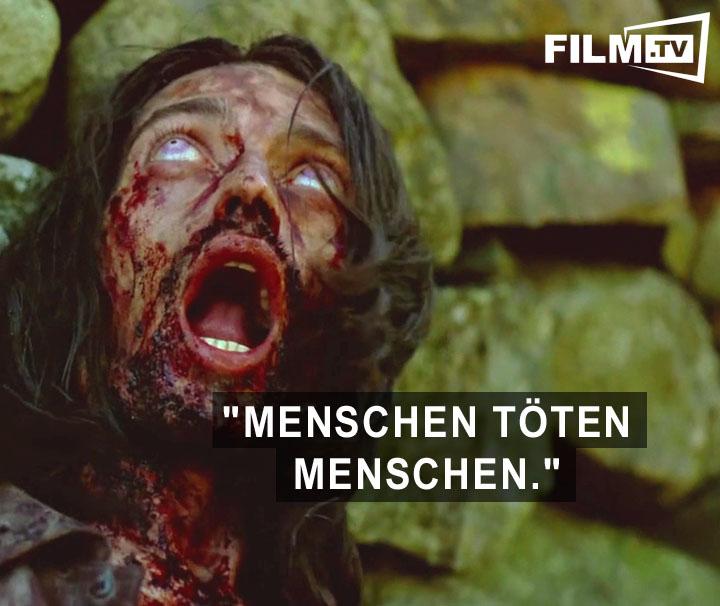 Top 25 Zitate aus Horror-Filmen - Bild 1 von 25