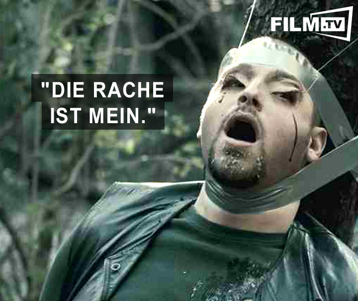 Rache ist Blutwurst! I Spit on Your Grave