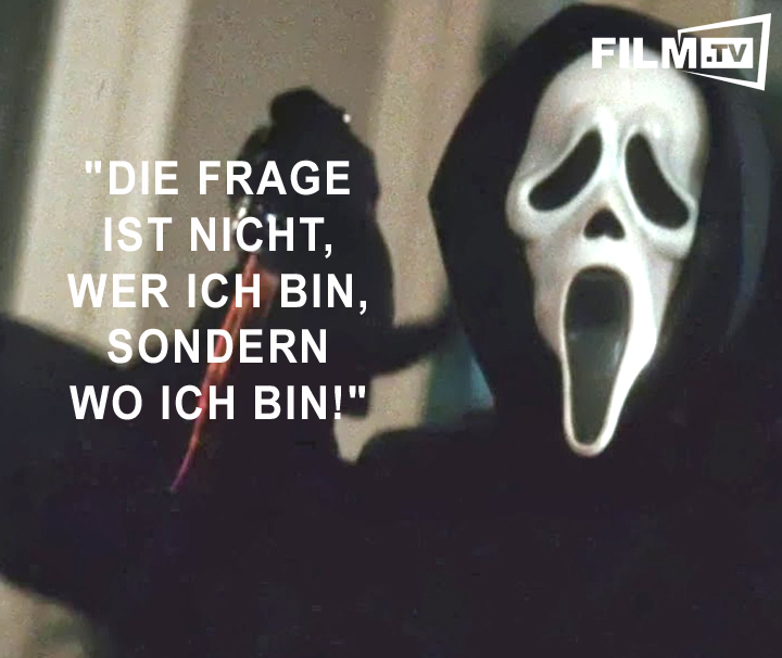 Ein tolles Beispiel für Teenie Horror Filme!