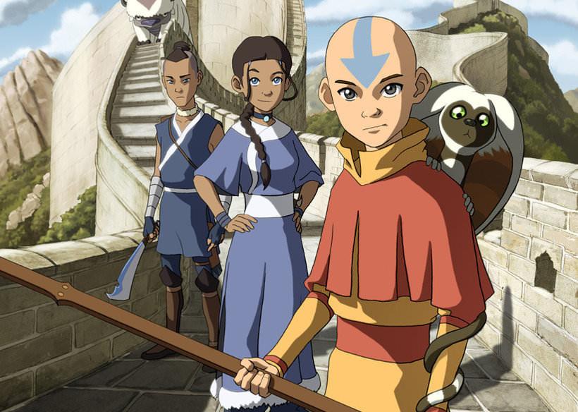 2005. AVATAR, eine Zeichentrickserie über Aang, einen Jungen der alle Naturgewalten bändigen kann und somit der mächtigste Mensch auf der Erde ist. Natürlich mit vielen Feinden.