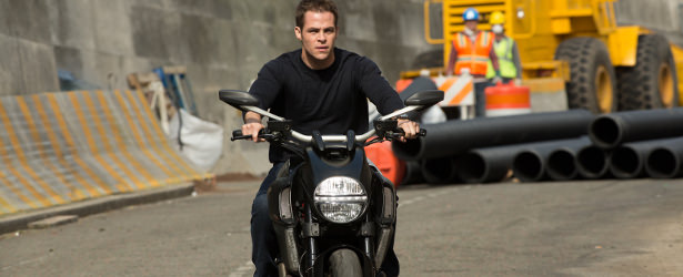 (C) Paramount: Jack Ryan (Chris Pine) auf geheimer Mission in Moskau., FILM.TV
