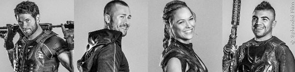The Expendables 3, Glen Powell, Kellan Lutz, Ronda Rousey, Victor Ortiz, FILM.TV